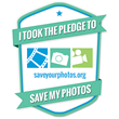 Save Your Photos Month is September