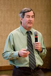 John Hamel, ADVIP Chair