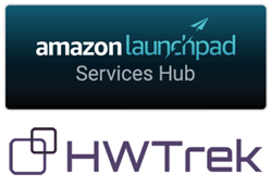HWTrek Joins Amazon Launchpad Services Hub