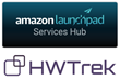 HWTrek Joins Amazon Launchpad Services Hub as Manufacturing Services Provider