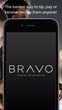 Bravo Tip or Pay Offers a Seamless and Secure Experience in an Untapped Mobile Payment Market
