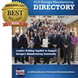 Georgia Manufacturing Directory Reaches Best Seller Status on First Release