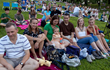 Each summer families gather for KSO concerts in Devou Park to create memories and for some multi-generational fun.