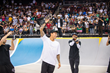 Monster Energy's Nyjah Huston Takes 1st Place at SLS Nike SB World Tour New Jersey and Wins Golden Ticket to SLS Super Crown World Championships