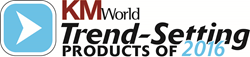 SearchBlox is KMWorld Trend-Setting Product of 2016