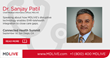Dr. Sanjay Patil, MDLIVE, speaking at Connected Health Summit Sept.1, 2016