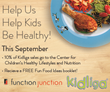 Help Us Help Kids Be Healthy