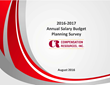 Annual Salary Budget Planning Survey