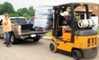 CoesterVMS Donates Clean Water to Flood Victims in Louisiana