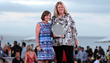 Athletic Trainer Carolyn Peters and Hall of Famer Charlie Joiner Was Honored by San Diego Sports Medicine Foundation at this year's Taste at the Cove.