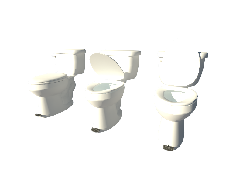 it is a small pedal that is installed on the bottom of the toilet that will raise up the toilet seat