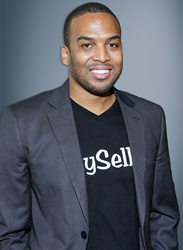 Jibril Sulaiman, founder of Pay Sell Co.