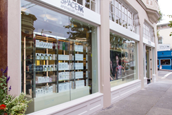 Space NK on Fillmore Street