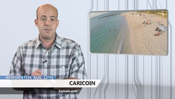 Caricoin on NewsWatch TV on Discovery Channel