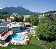 Bad Ischl's spa-bathing history still thriving at EurothermenResort, site of a Post-Summit trip. Photo credit: EurothermenResorts