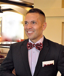 Photo of Mark Madrid, CEO of the Greater Austin Hispanic Chamber of Commerce