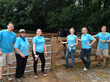 Hodges-Mace Employees Volunteer at Chastain Horse Park during Summer of Service 2016