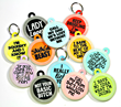 Cheeky Bad Tags start at $14.00 and include custom features.