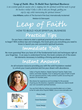 Leap of Faith Back Cover
