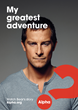 Bear Grylls fronts the Alpha Global Campaign