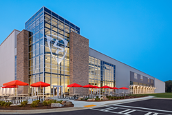 Lakepoint Indoor Facility ENR Southeast Merit Award