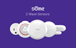 Set of Dome Home Automation Z-Wave Devices