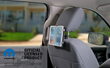 iPad Holder with Headrest Mount