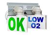 Larson Electronics Releases a Dual Color Hazardous Location LED Warning Light