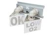 20 Watt Hazardous Location Oxygen Level Warning Light
