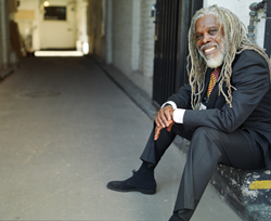 Billy Ocean at Silverton Casino on Friday, September 23, 2016