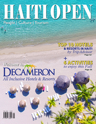 Haiti Open Magazine Fall 2016 Top 10 Hotels in Haiti