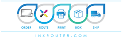 InkRouter print procurement software