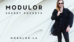 Secret Pockets, Cell phone radiation protection, Modulor Capsule Collection