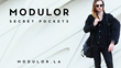 Modulor Capsule Wardrobe Collection with Secret Pockets
