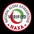 BioAstin® Hawaiian Astaxanthin® Products First to Receive NAXA Verified Seal