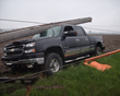 Safe Electricity Warns of Added Danger in Auto Wrecks with Power Poles