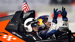 Travis Pastrana will join other stars at the Race Of Champions on January 21-22 in Miami