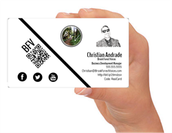 Business Cards by BFVbiz.com (Real Cards)