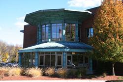 Lexington Christian Academy library building