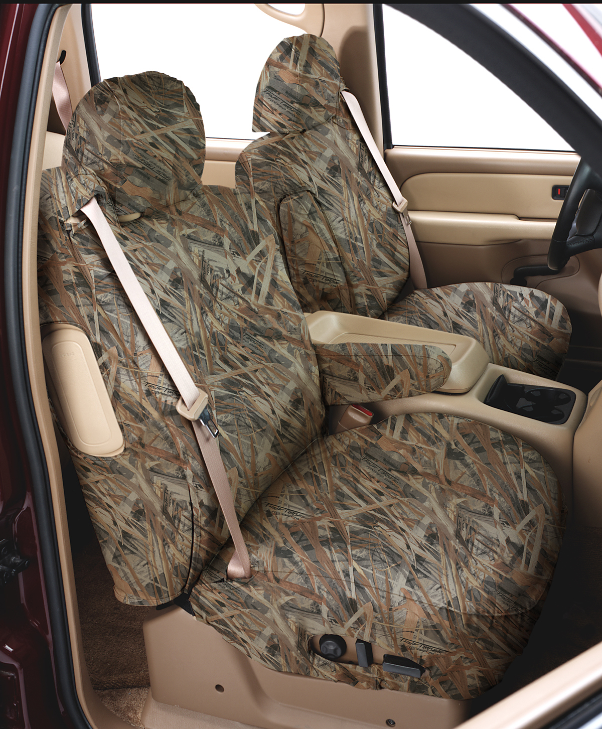 Car craft seat covers - Covercraft Carhartt Seatsaver Seat Covers Flooded Timber Camo