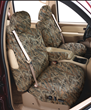 Covercraft Carhartt SeatSaver Seat Covers, Flooded Timber Camo