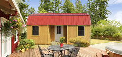 Buy wooden sheds in VA