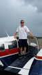 Nathaniel Hand Earns His 4th Pilot's License Rating