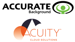 Acuity and Accurate Background