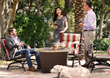 Starfire Direct Introduces New Firetainment Fire Pit Table Line