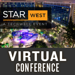 STARWEST Virtual 2016 will be streamed live from the Disneyland Hotel in Anaheim, CA October 5–6.