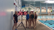 Greenville Splash Masters Awarded Colorado Time Systems Pace Clock