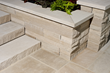 Versatile Garden Wall Natural-Stone Construction Product – New from Indiana Limestone Company's Urban Hardscape Line