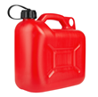 The common problems with using gas cans are spilling and being unable to pump the gas through.