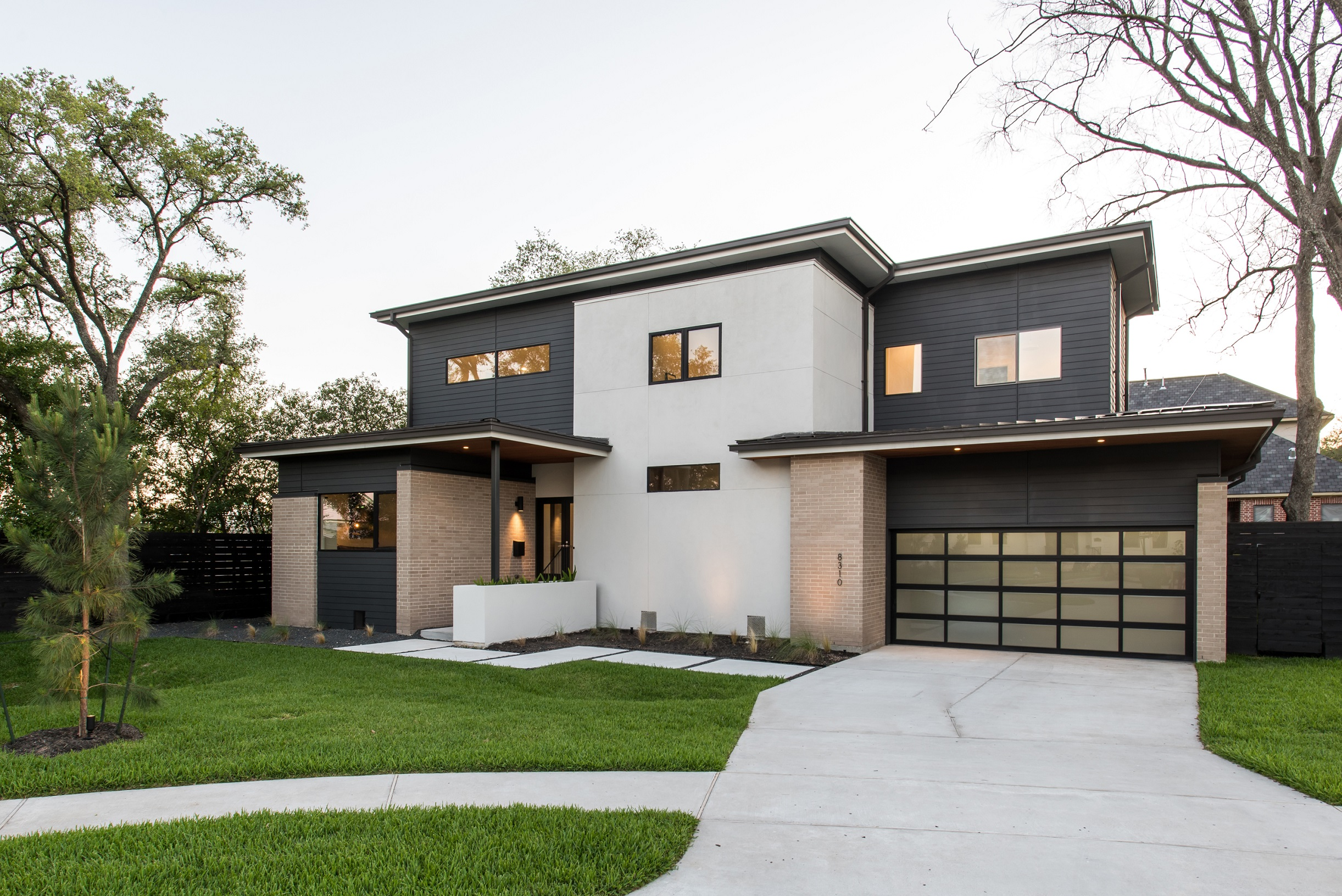 Annual tour of modern homes returns to houston september 24 for Modern house houston